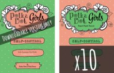 Self Control Small Group Package (Girls)